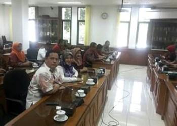 Pansus II DPRD Padang kunker ke Yogyakarta. (*)
