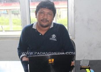 Kabid Perumahan Dinas Perumahan dan Kawasan Permukiman (PPKP) Mentawai, Budi Siregar. (ers)