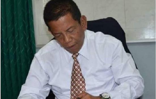 Kepala Dinas Lingkungan Hidup (DLH) Kab. Agam, Yulnasri. (fajar)