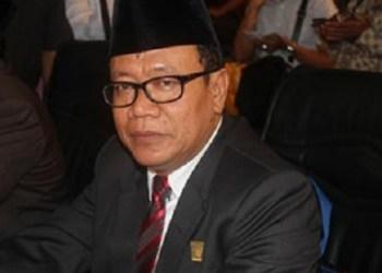 Anggota Banggar DPRD Kota Padang, Wismar Panjaitan. (baim)