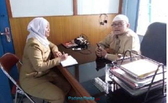Sekretaris Dinas Kominfo, Ampera Salim. (foto: humas)