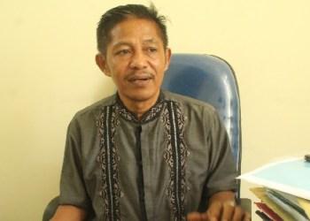 Kepala Bidang Sekolah menengah Dinas pendidikan Mentawai, Qamaisir. (ers)