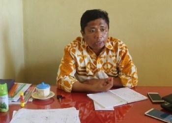 Direktur Utama BUMD Perusda Kemakmuran Mentawai, Kamser, M. Sitanggang. (ers)