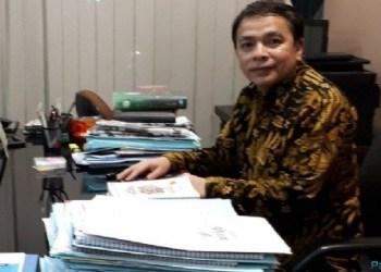 Direktur Pemberdayaan Zakat dan Wakaf Ditjen Bimas Islam M. Fuad Nasar. (foto: humas kemenag)