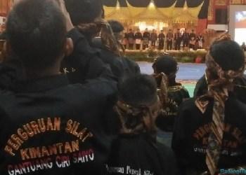 Festifal silat di Kota Padang. (der)