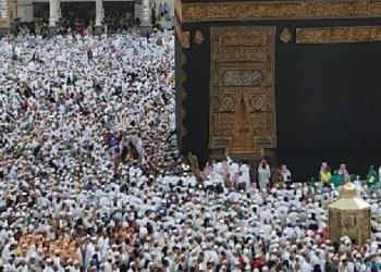 Proses ibaah haji di tanah suci Makkah. (ist)