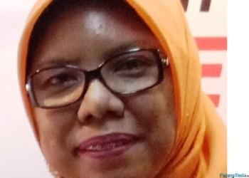 Kepala Dinas Perkim LH Padangpanjang, Wita Desi Susanti. (de)