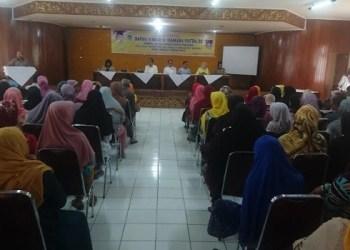 Reses anggota DPRD Kota Padang, Wahyu Iramana Putra. (baim)