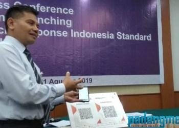 Kepala Perwakilan Bank Indonesia Sumbar Wahyu Purnama A (dokumentasi)