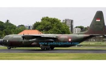 pesawat hercules TNI (Foto : dok)