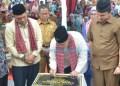 Peresmian Kantor Wali Nagari Sungai Tanang, Banuhampu oleh Wakil Gubernur Sumbar Nasrul Abit. (dokumentasi: AMC)