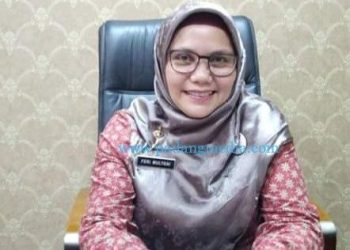 Ka Dinkes Kota Padang Feri Mulyani