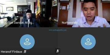 Konferensi virtual UT