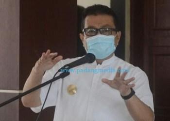 Pj Bupati Solsel Jasman Rizal. (ist)