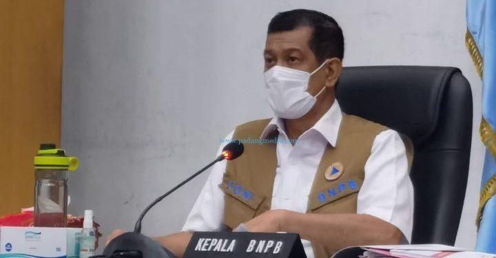 Ketua Satgas Covid-19 Nasional Doni Monardo. (ist)