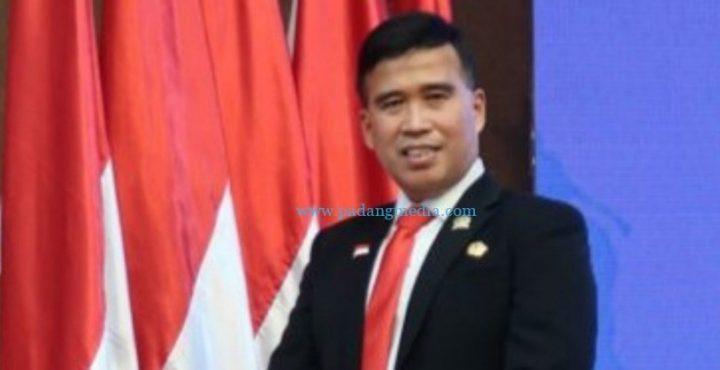 Anggota DPD RI Dapil Sumbar, Dr. H. Alirman Sori, SH, M. Hum, MM. (ist)