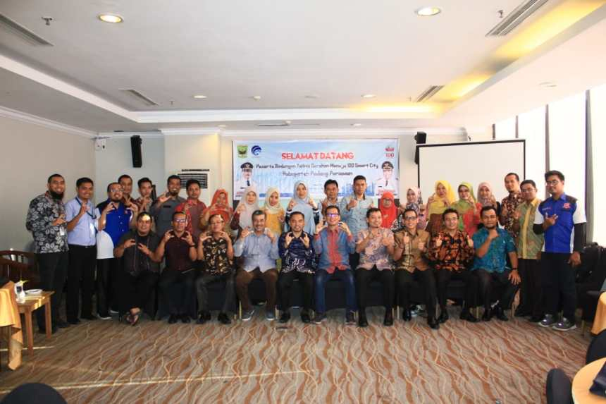 Roadmap Smart City Padang Pariaman Kolaborasikan RPJMD