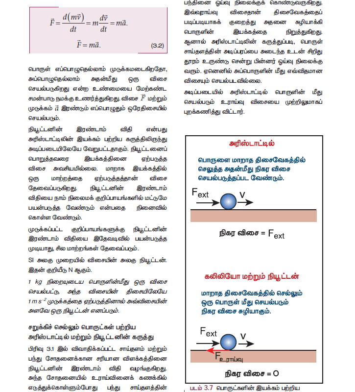 Tamil Medium 11th Standard Physics Volume 1 Online - tn11thcom 118