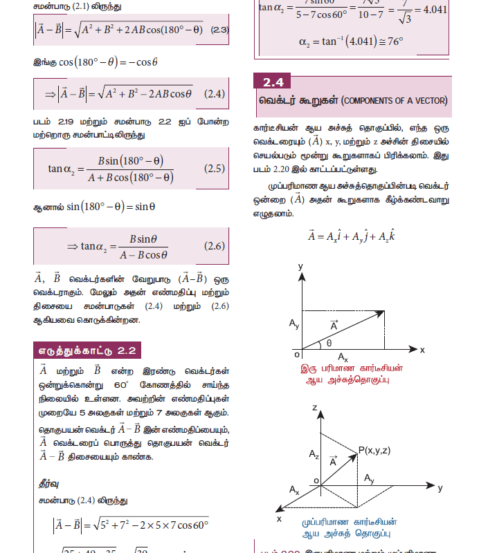 Tamil Medium 11th Standard Physics Volume 1 Online - tn11thcom 58