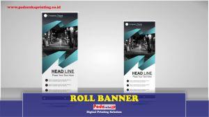 Kelebihan Banner Jenis Roll dan Jenisnya