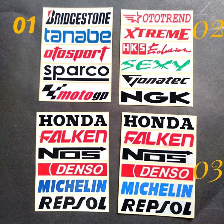 contoh cutting stiker