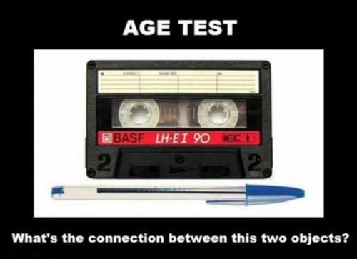 The Age Test