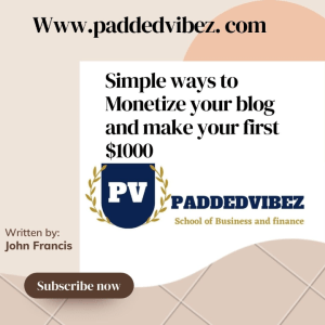 Simply the best way to monetize your blog
