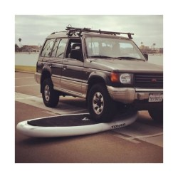 """Tower Paddle Boards - 9'10"""" Adventurer Inflatable SUP"""
