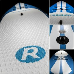 iRocker Inflatable Stand Up Paddle Board 10
