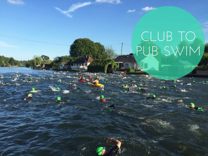 Club to Pub Swim