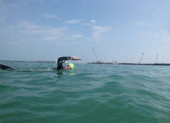 Swim the Solent
