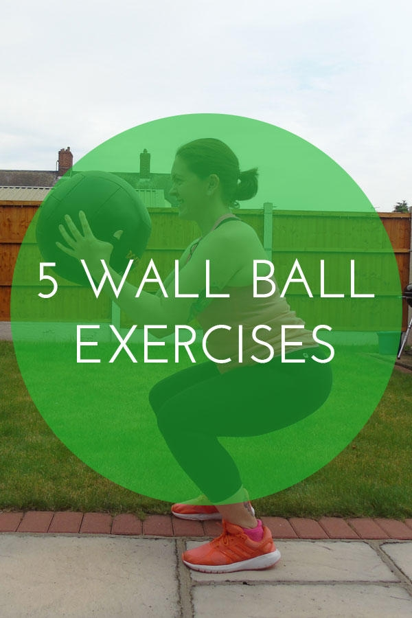 Wall Ball Exercises