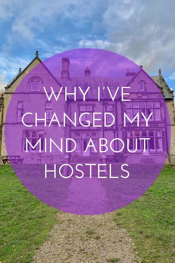 Staying at YHA Castleton Losehill Hall has really changed my perception of hostels- it's the perfect location for exploring the Peak District.