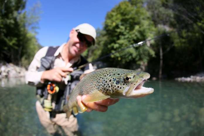 How to Fish for Trout