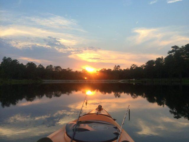 Planning a Kayak Fishing Trip