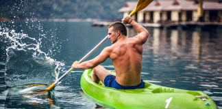 Fitness for Kayaking – Exercise, Stretching, and Nutrition for Peak Performance Paddling