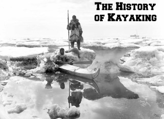 The History of Kayaking