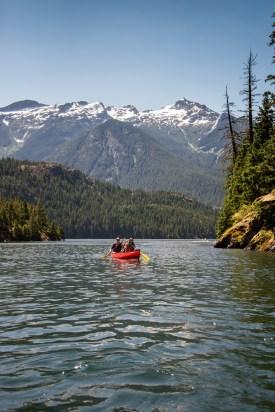 Backcountry Canoe Camping