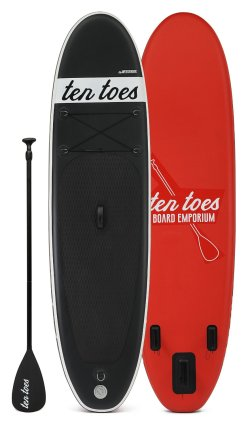 Ten Toes iSUP Weekender Review