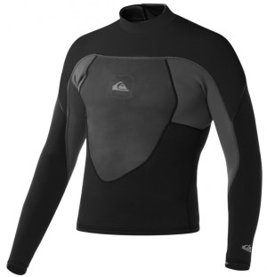 SYNCRO Wetsuit Jacket in Black