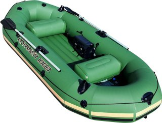 HydroForce Voyager 1000 Inflatable Raft Review