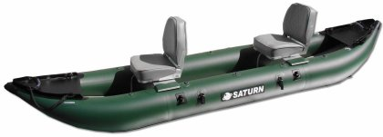 Saturn 13' Pro-Angler Kayak FK396 Review