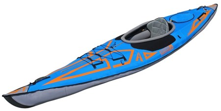 Advanced Elements AE1009-XE AdvancedFrame Expedition Elite Inflatable Kayak