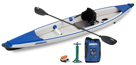 Sea Eagle Razorlite 393rl Pro Inflatable Kayak