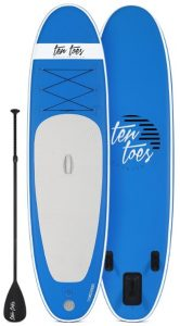 Ten Toes 10' Weekender Inflatable Stand Up Paddle Board