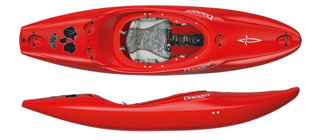Dagger Kayak Outfitting Kit