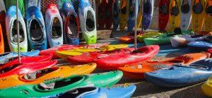Sierra South's Annual Summer Sale | Kayaks | 2012 edited