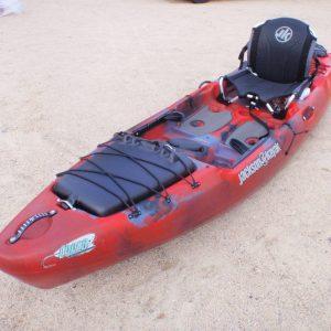 Jackson Kayak | Coosa 12 | Rockfish | Fishing Kayak