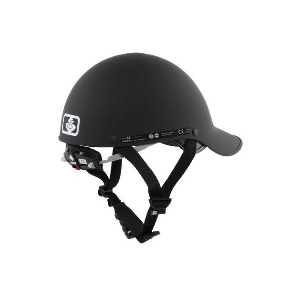 Strutter Helmet | Black | Back View