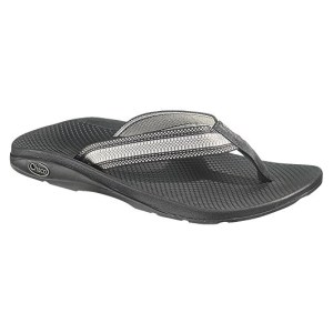 Men's Chaco EcoTread Flip Flop | Iron | Side View
